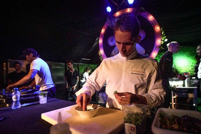 Las Vegas chefs at Tomorrowland Festival