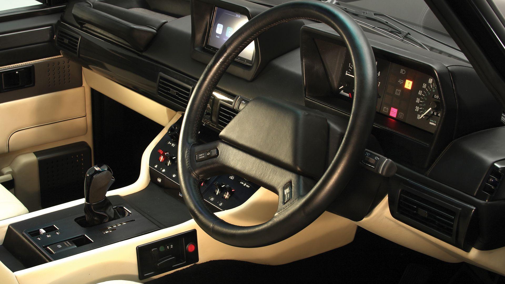 Driven: Jensen Range Rover Chieftain - CALIBRE