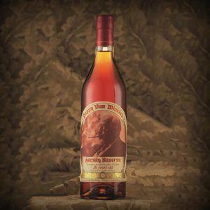 Bringing Home the Bourbon CALIBRE Pappy Van Winkle 20yo Bourbon
