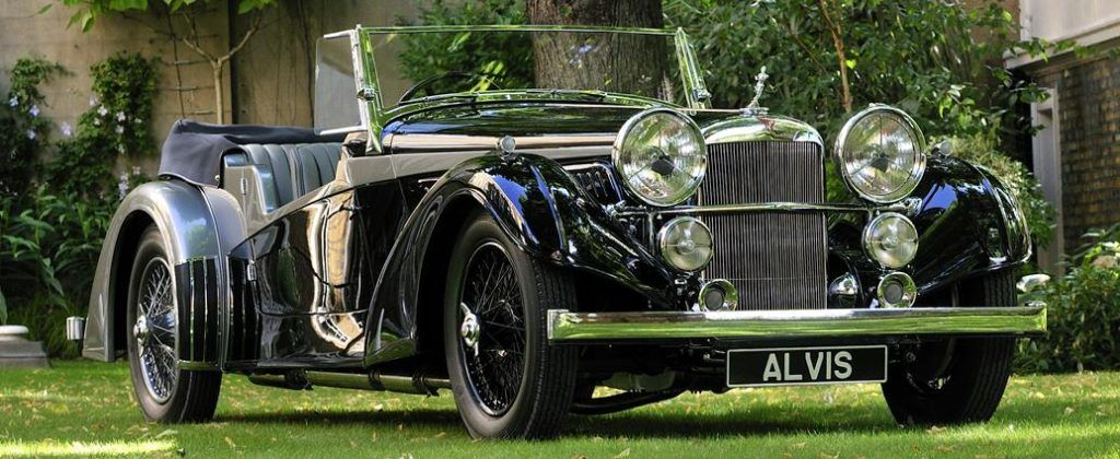 Alvis Car Company CALIBRE 2019 Car