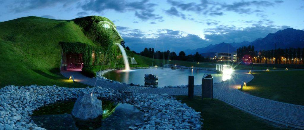 Swarovski Kristallwelten is a great place to visit on an Alpine Summer break