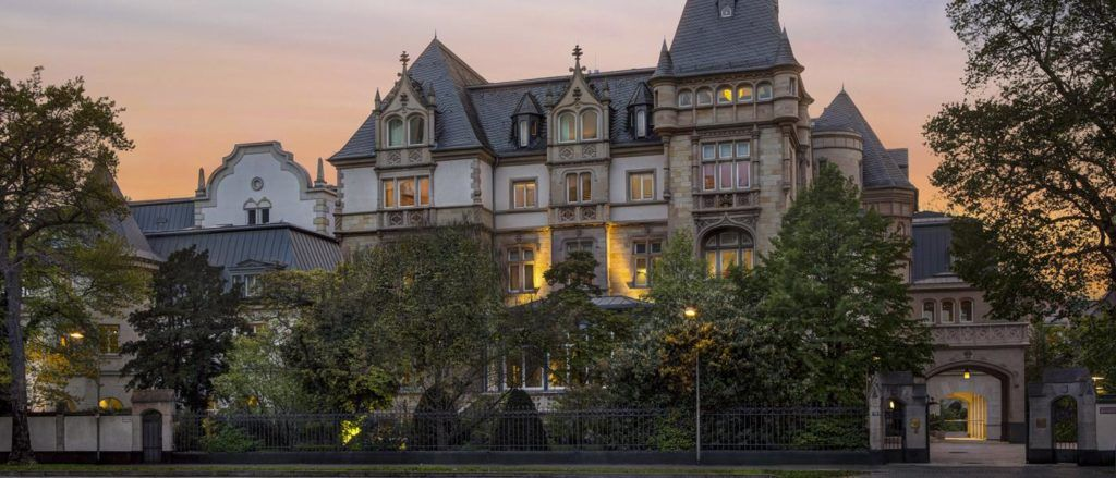 Rocco Forte Villa Kennedy hotel in Freiburg