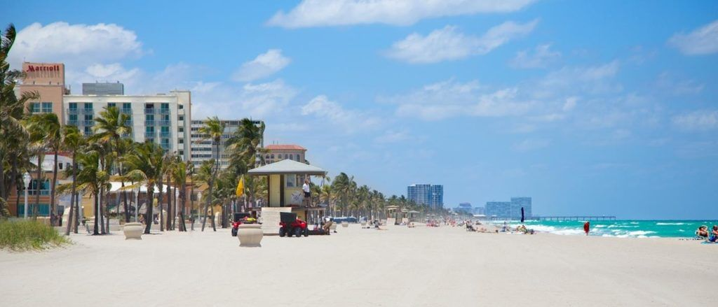 Fort Lauderdale is a lesser-known USA holiday destination.
