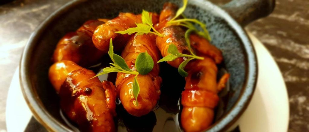 Spanish tapas with pigs in blankets? That's Arado restaurant for you!