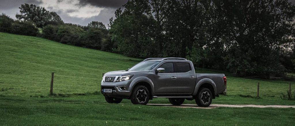 Charlie Grinnall liked the Nissan Navara he used for a week.