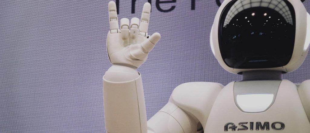 ASIMO, the traditional view of artificial intelligence.