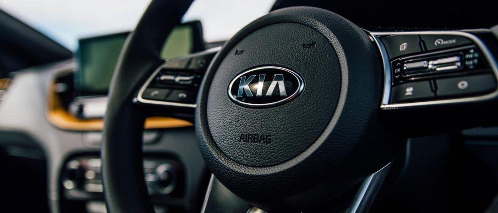 The Kia XCeed interior is surprisingly plush.