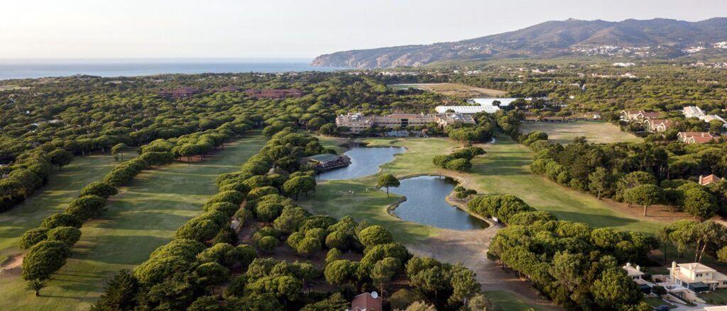 Hotel Quinta Da Marinha golf course