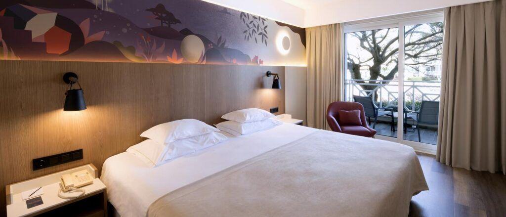 Hotel Quinta Da Marinha bedroom
