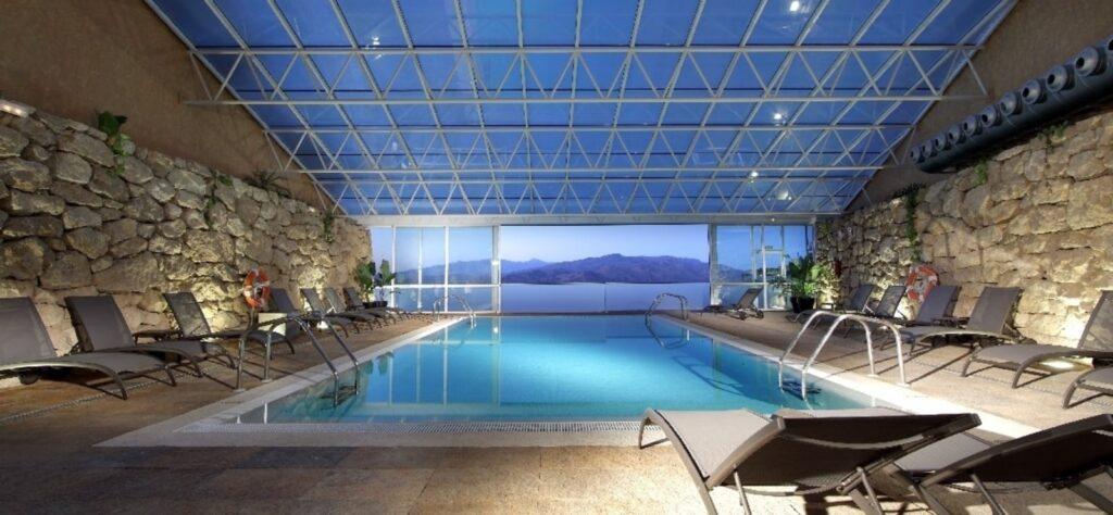 Costa Cálida Parador de Lorca pool