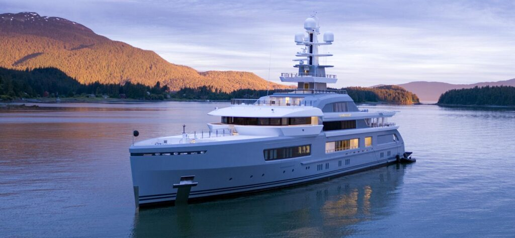 Cloudbreak  is a luxury yacht you can charter from SuperYachtsMonaco