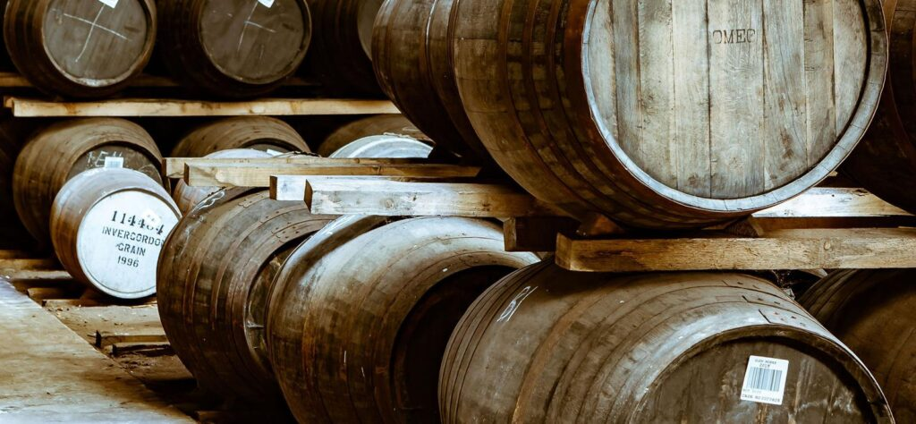 Glen Moray Distillery Edition whiskies come from Warehouse 1