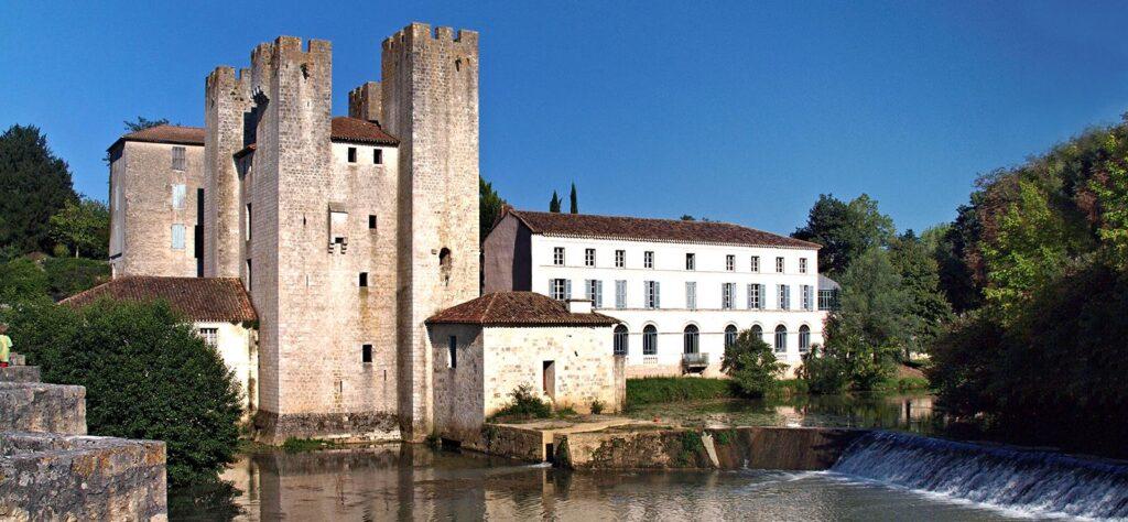 Moulin des Tours de Barbaste in Armagnac