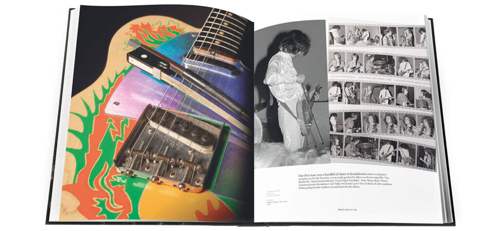Win the Jimmy Page Anthology in our competition