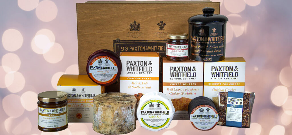 Paxton & Whitfield Cheese Hamper
