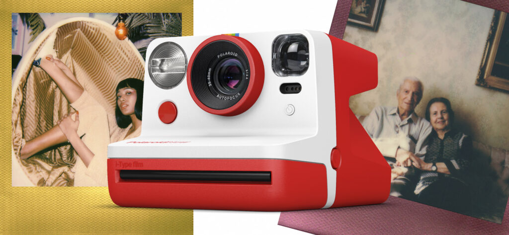 Polaroid Now Camera christmas gifts