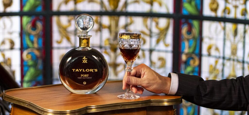 Taylor's Very Old Tawny Port - Kingsman Edition