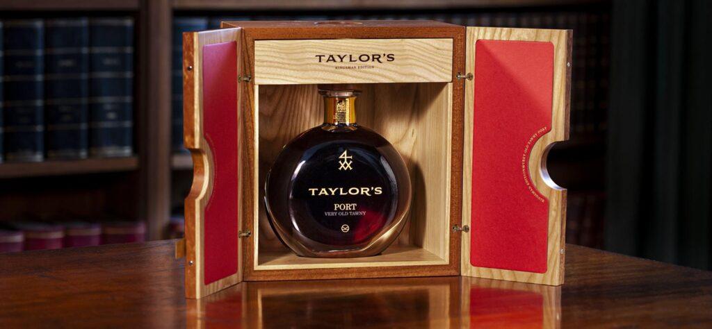 Taylor's Very Old Tawny Port - Kingsman Edition