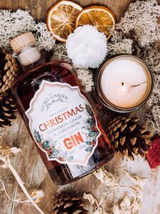 Secret Garden Christmas Gin Christmas Spirits