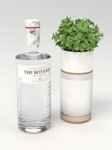 The Botanist Islay Dry Gin Christmas Spirits