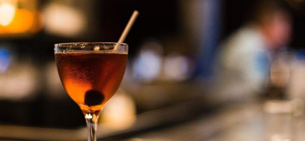 Vermouth Cocktails - Man O'War