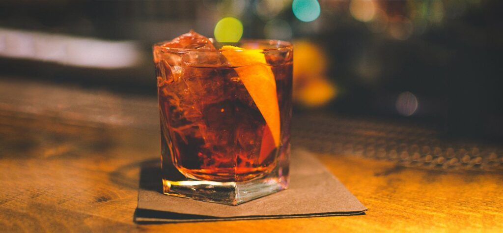 Vermouth Cocktails - Negroni