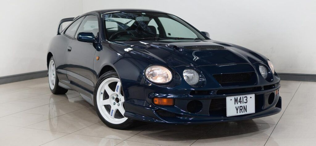 The Toyota Celica is one of many appreciating classic cars