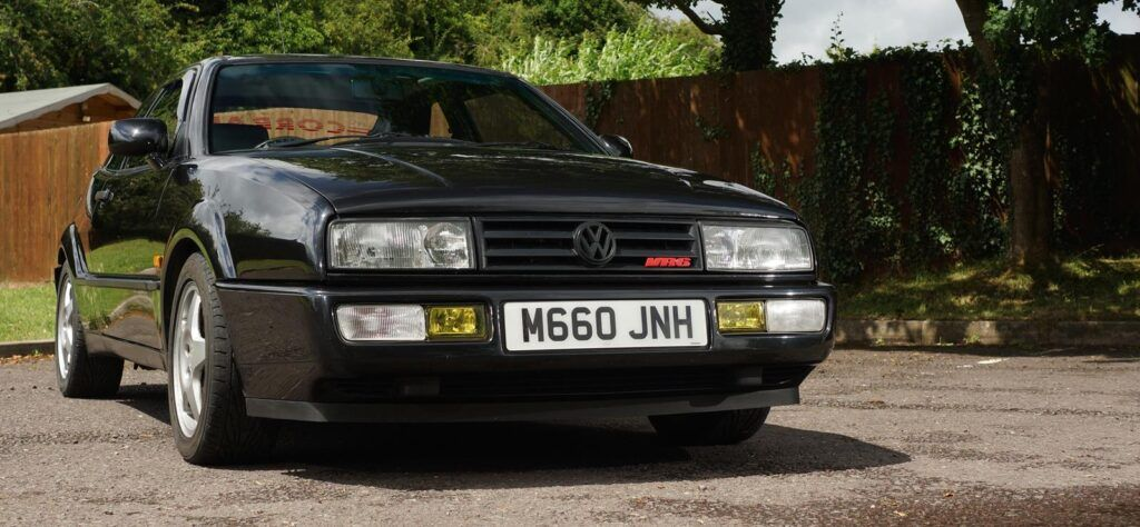 The Volkswagen Corrado is one of many appreciating classic cars