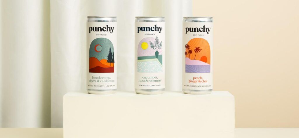 Dry January Inspiration - Punchy Drinks