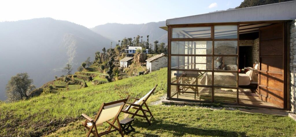 Hut to hut hikes in India