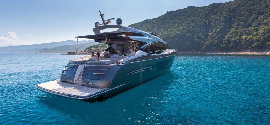 Princess Yachts S78