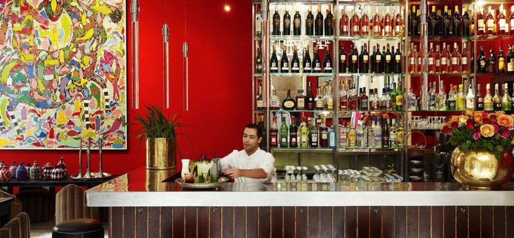 Best Bars in the World 2021 - St El Fenn, Morocco