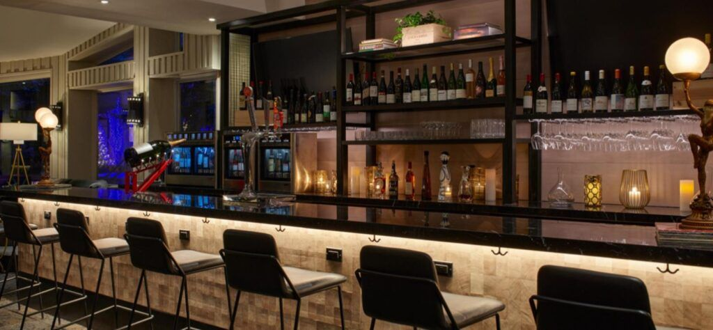 Best Bars in the World 2021 - St The Little Nell, USA
