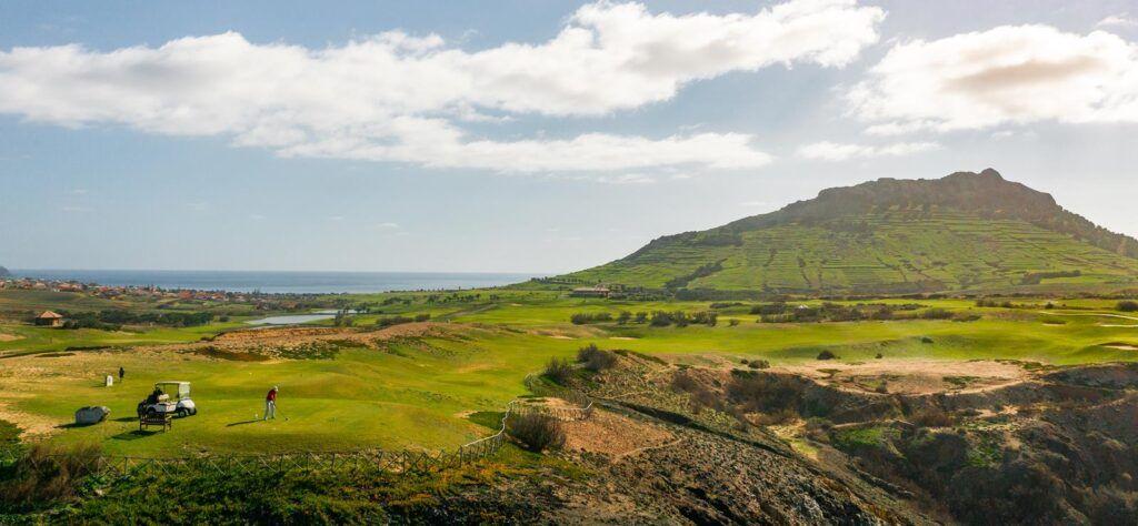 Golf Madeira Porto Santo Golfe