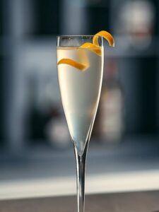 Masons of Yorkshire Pear Raiser gin cocktail