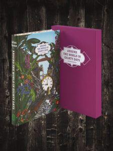 Books Inspire Travel - Around the World in Eighty Days