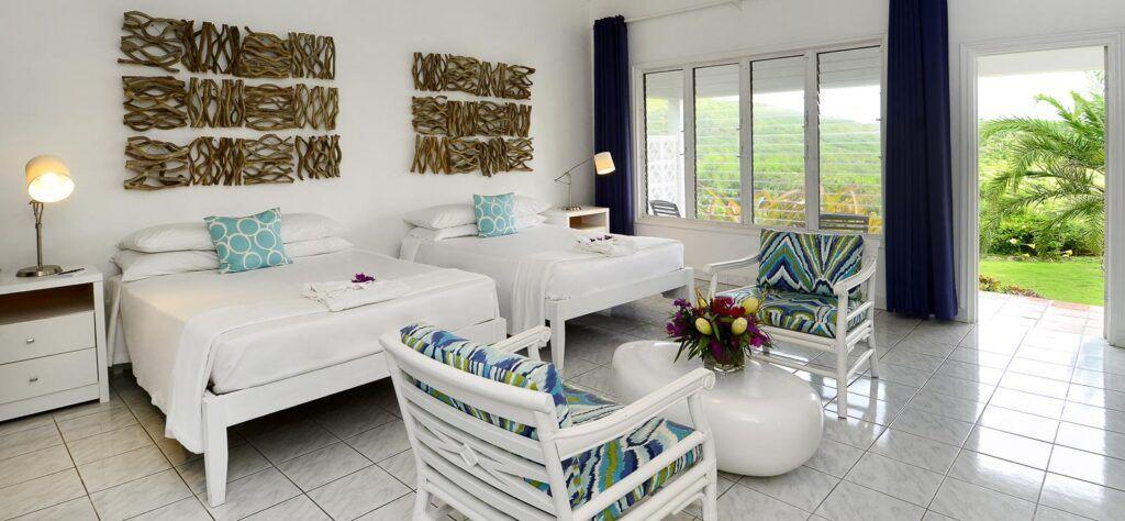 Montpelier Plantation Nevis room