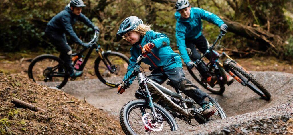 BikePark mountain biking Wales