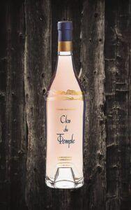 Clos du Temple Rose Gerard Bertrand 2018 Languedoc wine