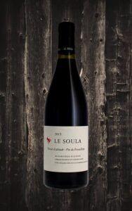 Le Soula Rouge Languedoc wine